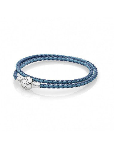 http://www.joyeriagimenez.com/3276-thickbox_default/pulsera-moments-en-cuero-trenzado-doble-mix-de-azules-para-charms.jpg