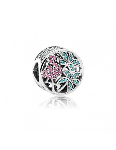 Charm en plata de ley Flamenco Tropical