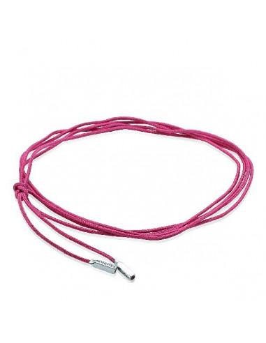 Cordón Algodón Rosa