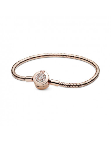 Pulsera Moments en Pandora Rose...