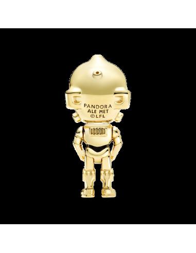 Charm en Pandora Shine C-3PO de Star...