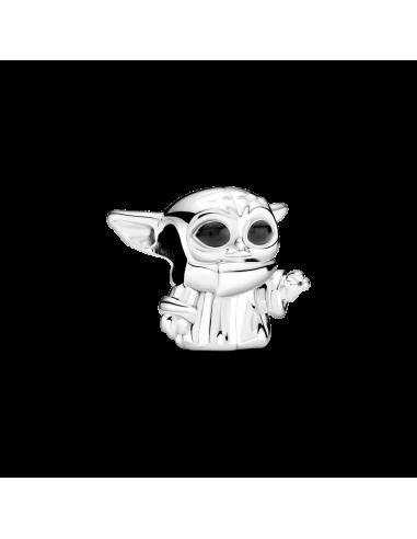 Charm en plata de ley BebŽ Yoda de...