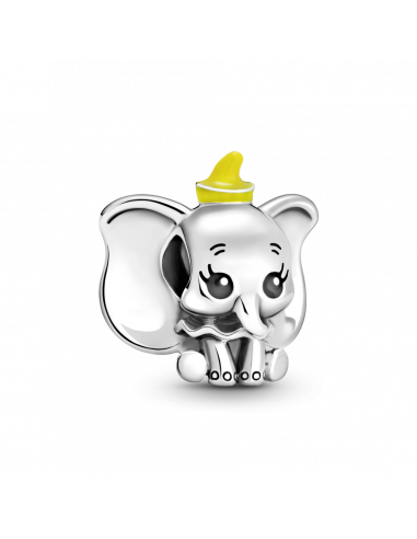 Charm en Plata de Ley Dumbo de Disney